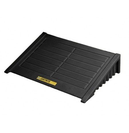 Ramp for 4 Drum Square EcoPolyBlend™ Spill Control Pallet, polyethylene.