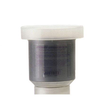 Non-color changing Activated Carbon Cartridge Replacement for Aerosolv® System, pk/2.