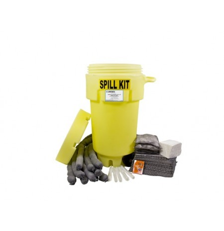 Wheeled 50 Gallon (189 Liter) Spill Kit - Hazmat