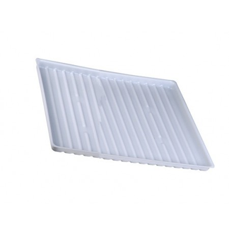 Polyethylene Tray for shelf no. 29950 or 15-gallon Under Fume Hood safety cabinet.