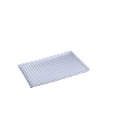 Polyethylene Tray for shelf no. 29951 or 19-gallon Under Fume Hood safety cabinet.