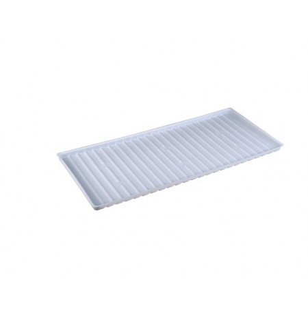 Polyethylene Tray for shelf no. 29953 or 31-gallon Under Fume Hood safety cabinet.