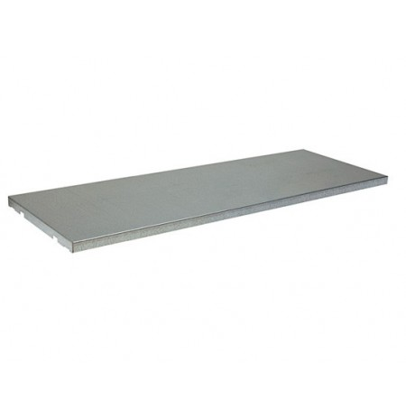 SpillSlope® Steel Shelf for 22-gallon Undercounter safety cabinet.