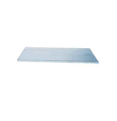 SpillSlope® Steel Shelf for 54-gallon Deep Slimline safety cabinet.