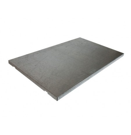 "SpillSlope® Steel Shelf for 90-gallon (43""W) safety cabinet."