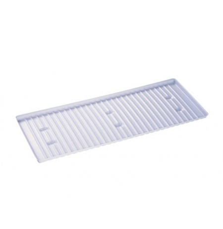 Polyethylene Tray/Sump for shelf No 29937 or 2-door 30/40/45-gal. or 17-gal. Piggyback safety cabinet