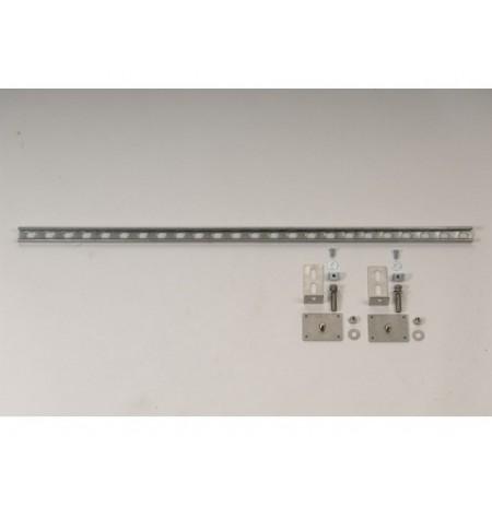 SEISMIC BRKT F/CABNET, FLR/WAL