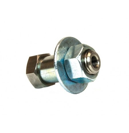 Pass-through Valve can be used on the sides or back of any safety cabinet.