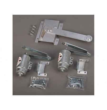 Conversion Kit for safety cabinet to convert doors from manual-close to self-close