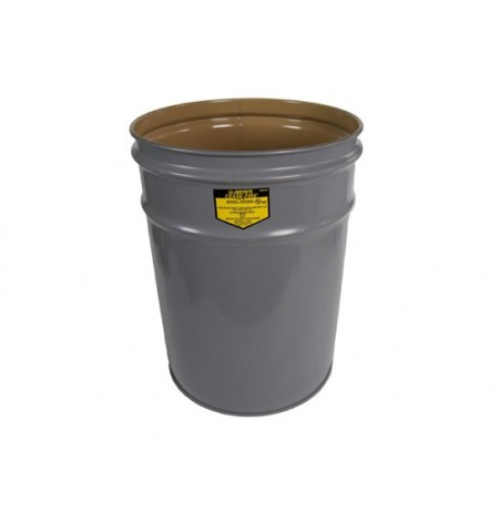 Cease-Fire® Waste Receptacle, Safety Drum Can, 4.5 gallon (17L)
