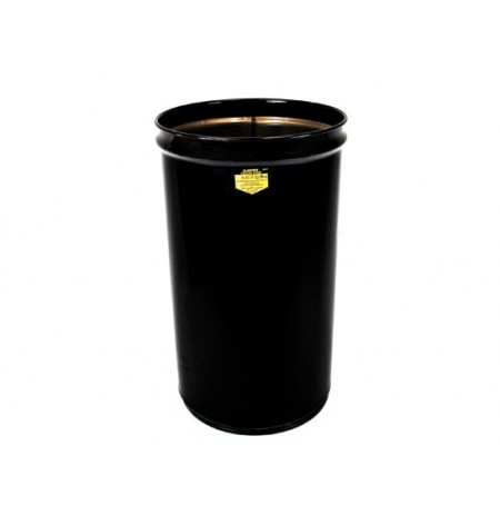 Cease-Fire® Waste Receptacle, Safety Drum Can, 15 gallon (57L)