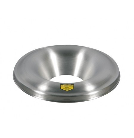 Aluminum Head for use with Cease-Fire® Waste Receptacle Safety Drum Can, 55 gallon (200L)