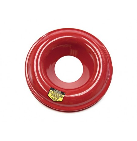 Red-Painted Steel Head for use with Cease-Fire® Waste Receptacle Safety Drum Can, 55 gallon (200L)
