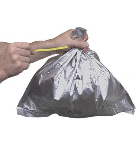 Disposable Bucket Liner for Smoker's and Elite™ Smoker's Cease-Fire® Cigarette Butt Receptacle, burn resistant, pk/10