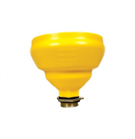 Polyethylene Funnel only, no Flame Arrester